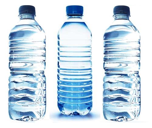 Botella De Agua una botella de agua