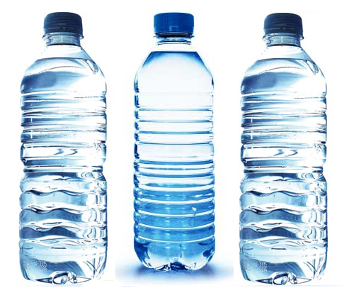 envase agua: