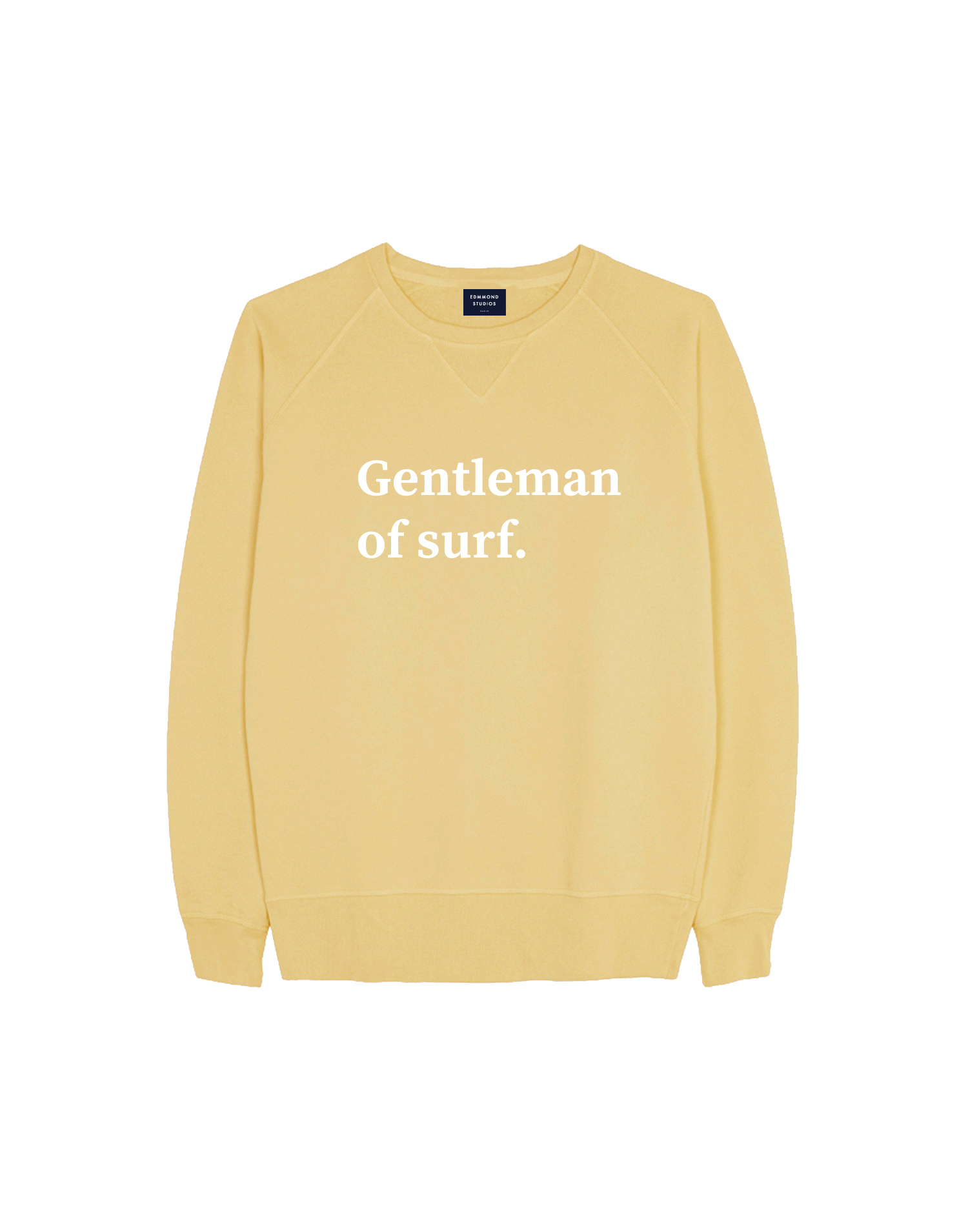 Gentleman 78EUR..YELLOW SWEAT W Copia