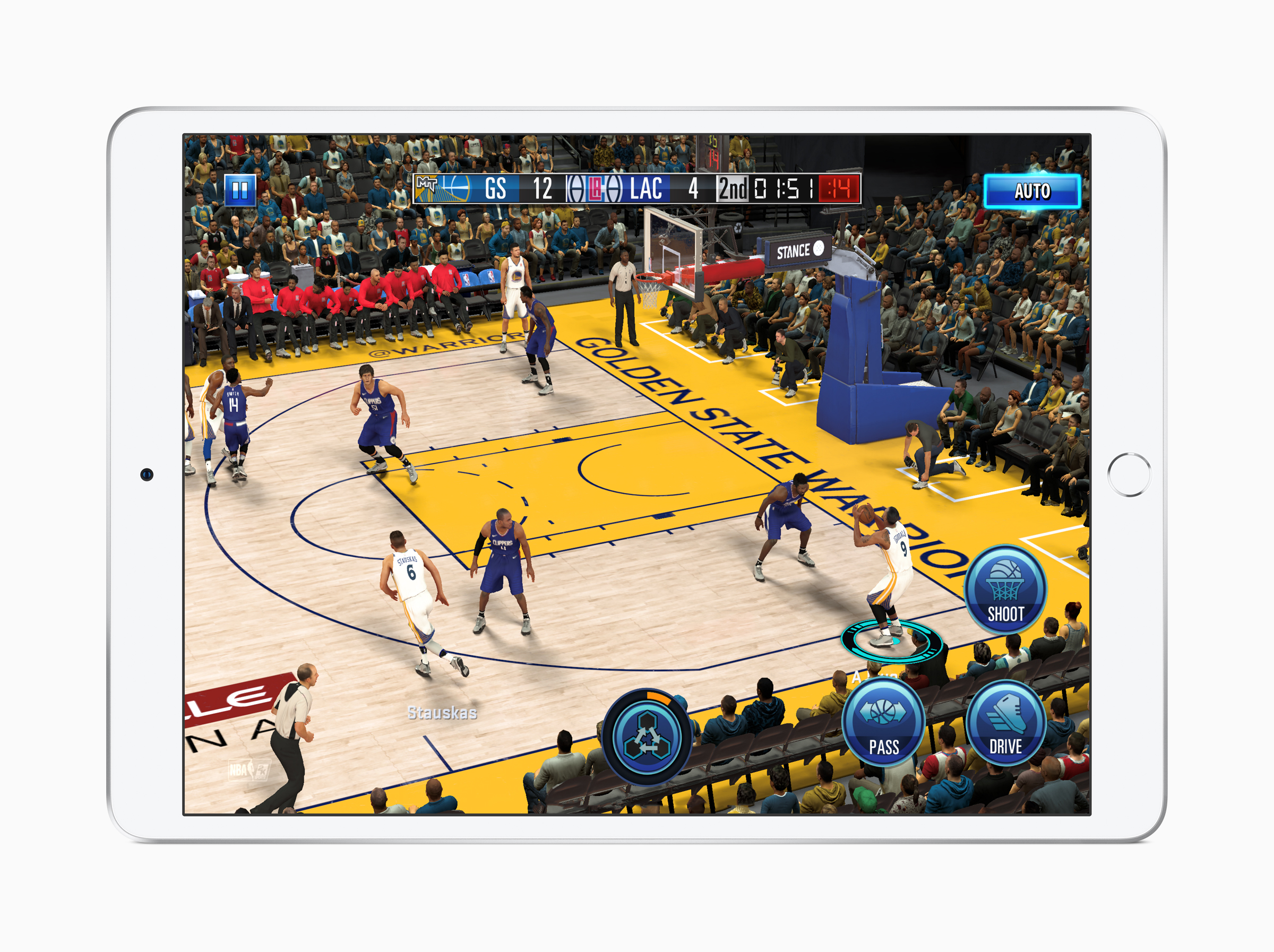 New IPad Air Nba2k 03192019